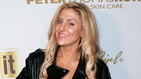 Gina Kirschenheiter attends a pre-Grammy event in Los