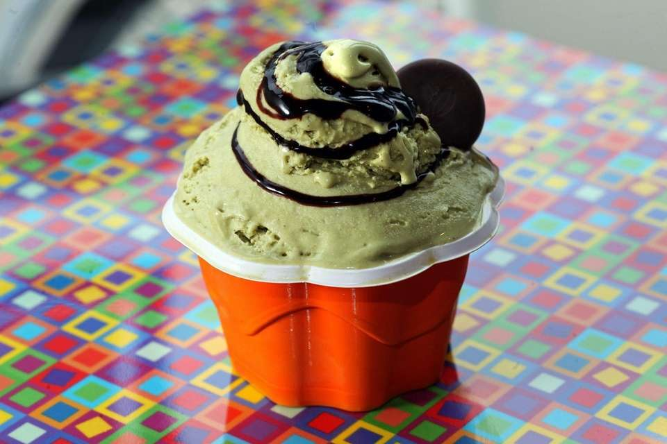 At ViAle Gelateria, they make luscious gelatos, but