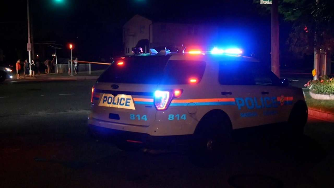 On Tuesday, amale pedestrian was struck by a