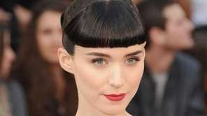 Actress Rooney Mara arrives at the 84th Annual