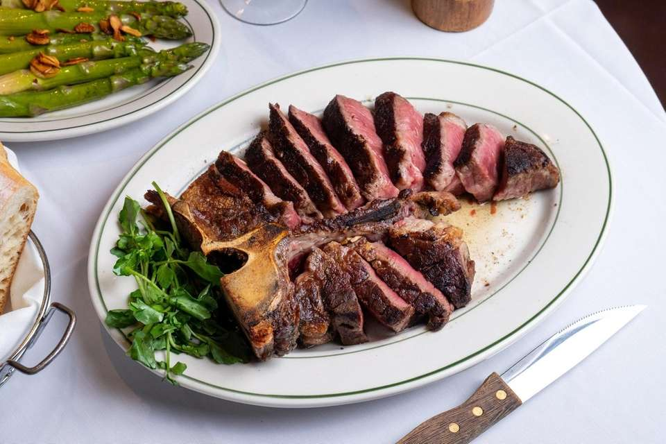 Bryant & Cooper, Roslyn: This steakhouse, which opened