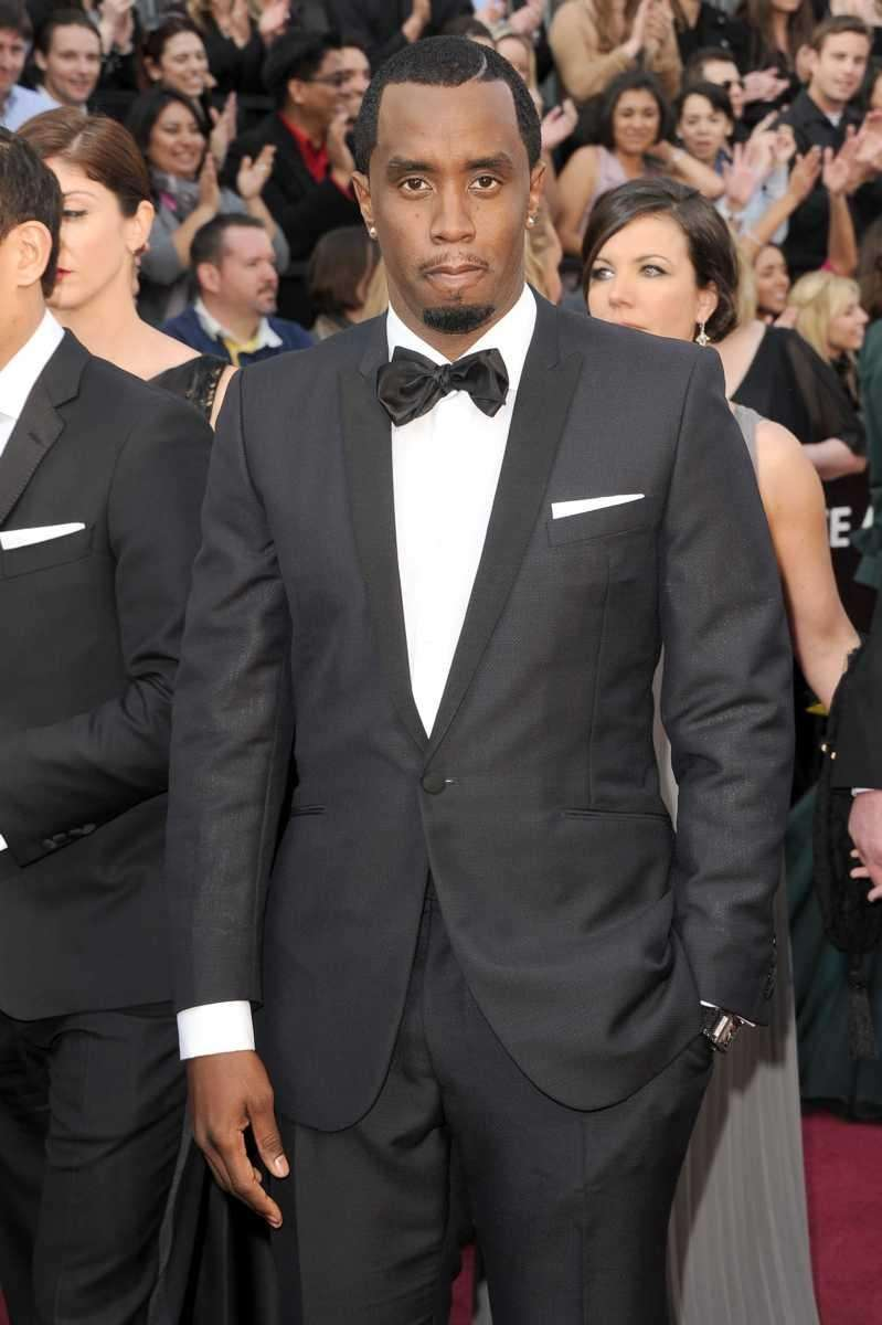 Sean Diddy Combs arrives at the 84th Annual