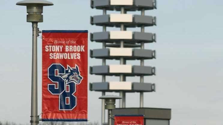 The main campus of Stony Brook University (Jan.