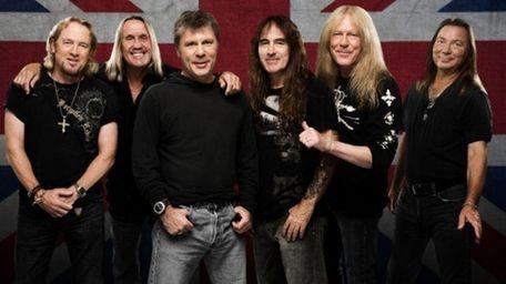 Iron Maiden will recreate its 1988 concert series,