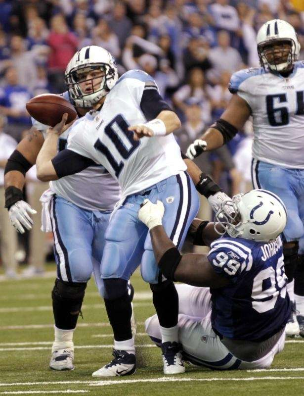 2011: JAKE LOCKER Drafted: 1st round, No. 8