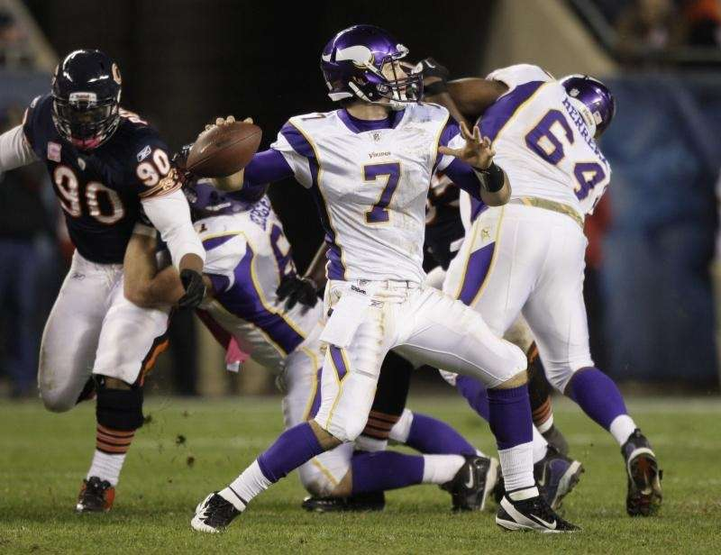 2011: CHRISTIAN PONDER Drafted: 1st round, No. 12