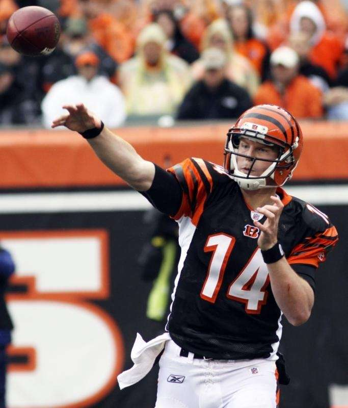 2011: ANDY DALTON Drafted: 2nd round, No. 35