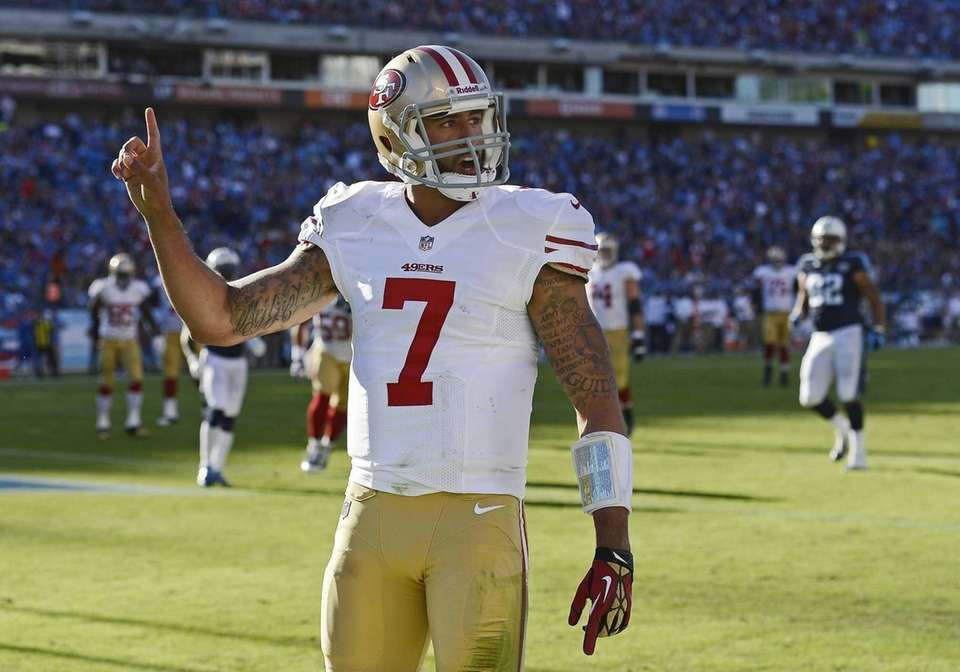 2011: COLIN KAEPERNICK Drafted: 2nd round, No. 36