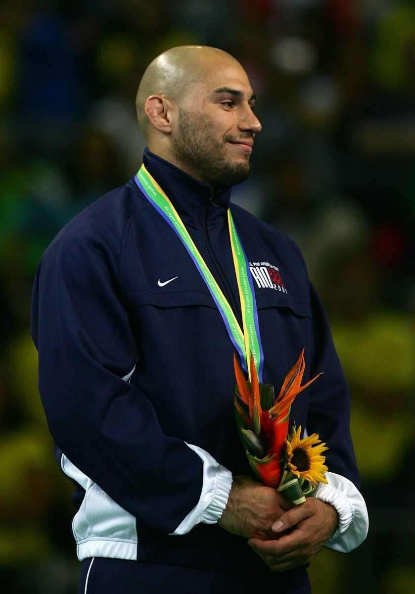 Hawn was a three-time national champion in judo
