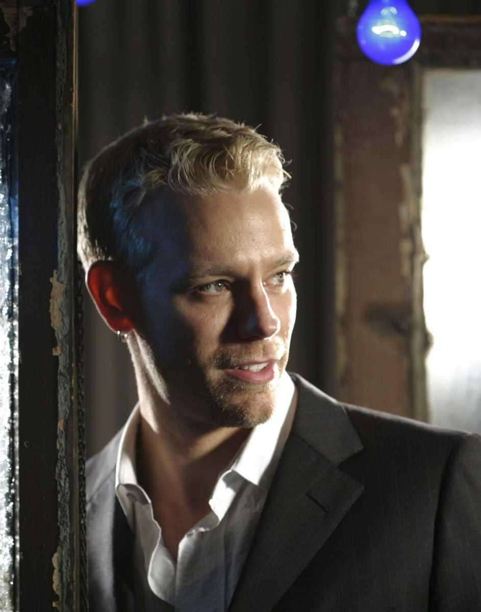 Actor/singer Adam Pascal, know for his performance as