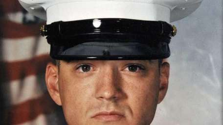 A portrait of Lance Corporal Bartholomew Ryan. (Feb.