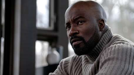 Mike Colter stars in the new CBS series