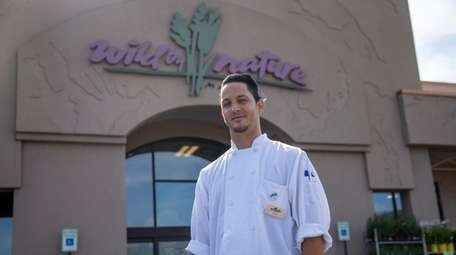 Yave Infante, a deli clerk and cook at
