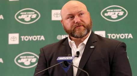 New York Jets new general manager Joe Douglas
