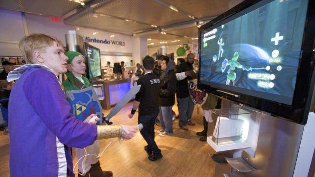 So-called active video games seemed to hold great