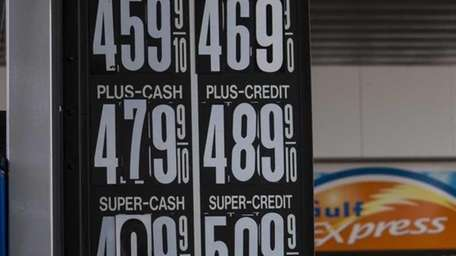 Although AAA reported that regular gas is now