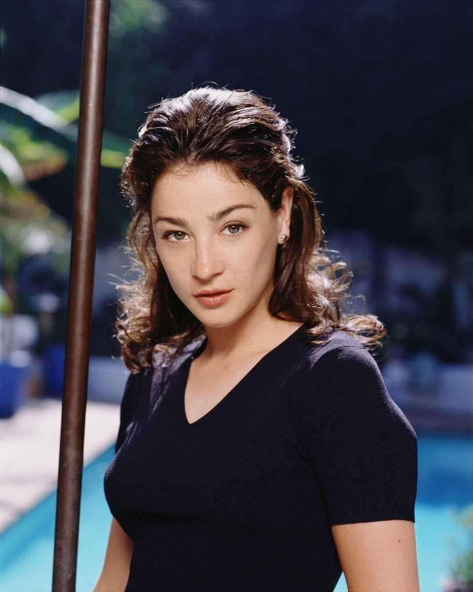 Actress Moira Kelly, best known for playing Kate