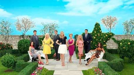 The cast of ABC's