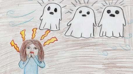 Credit: Kidsday staff artist Emma Cervone, Southampton