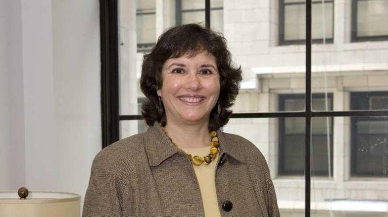 Erica Groshen, of Great Neck, an economist for
