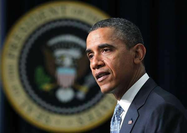 President Barack Obama. (Getty Images)