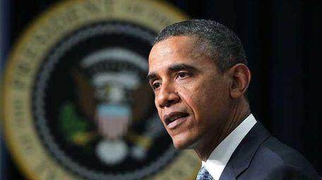 President Barack Obama. (Getty Images)