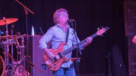Bassist/vocalist Joe Puerta will perform with his band
