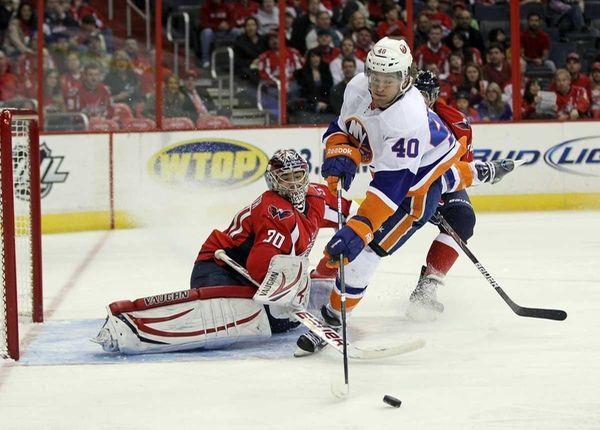 Michael Grabner of the New York Islanders is