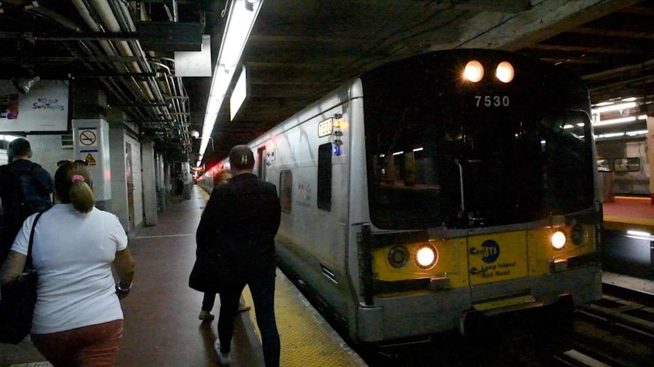 LIRR president Phillip Eng announced Friday that the