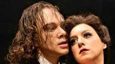 """Alan Stentiford and TracyLynn Conner star in """"Jekyll"""