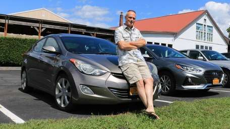 Paul McElderry, a Wading River resident who works