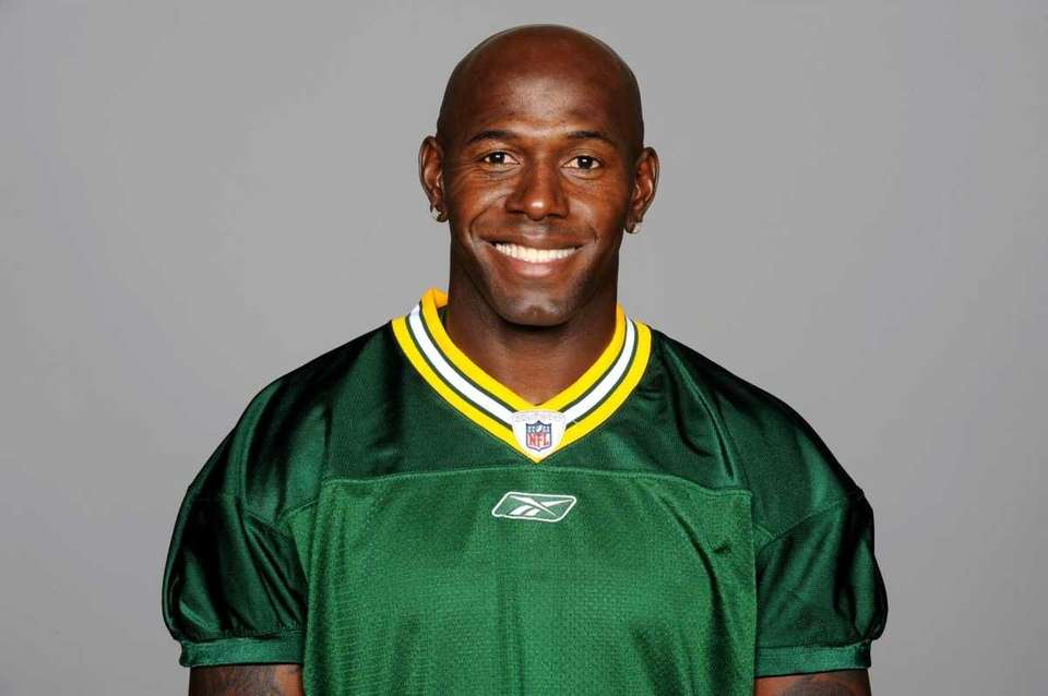 This 2011 file photo shows Donald Driver of
