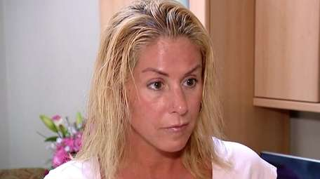 Backman accuser Amanda Byrnes says she had been