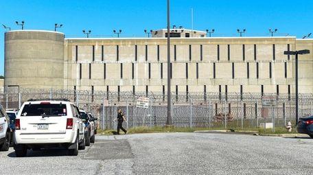 Suffolk County Correctional Facility in Riverhead, as seen