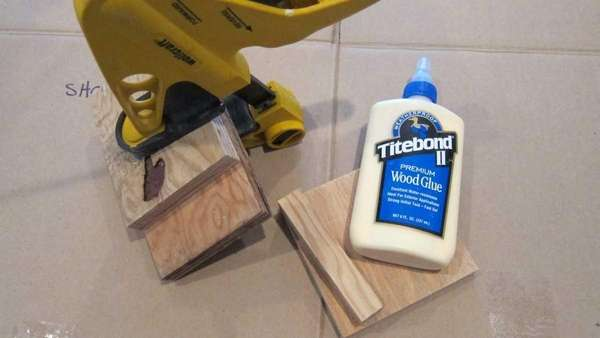 To glue wood to wood effectively, both wood