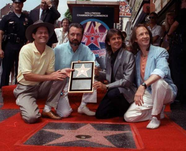 The Monkees: Micky Dolenz, Mike Nesmith, Davy Jones