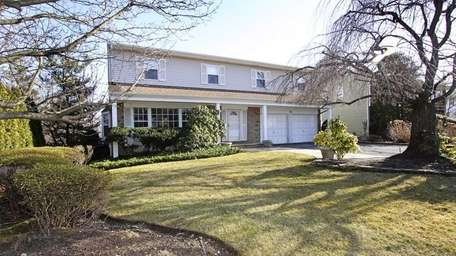 The Roslyn home where