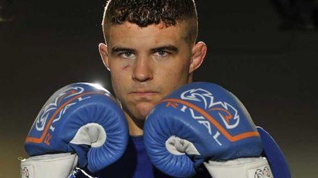 Mixed martial artist Al Iaquinta of Wantagh will