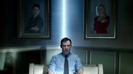 Jason Isaacs as Michael Britten stars in the
