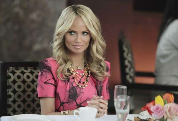 Kristin Chenoweth stars in the new ABC Studios