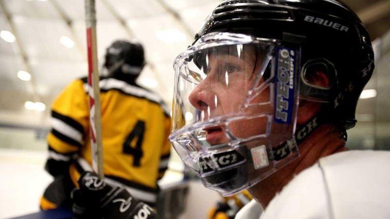 The Midnight Hockey League, an adult hockey league