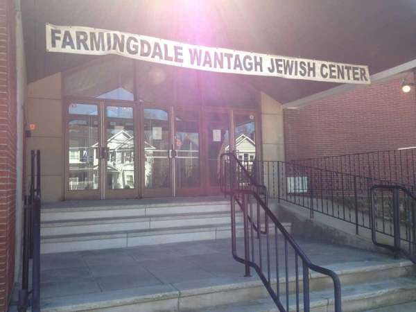 The Farmingdale Wantagh Jewish Center in Wantagh has