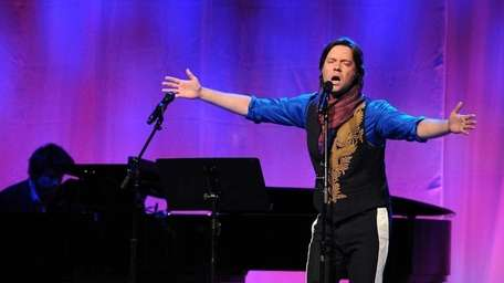 RUFUS WAINWRIGHT: The singer-songwriter was born in the