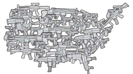 Guns in the United States iStock