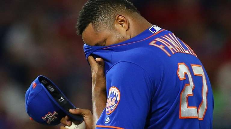 Jeurys Familia can't escape jam in Mets' loss | Newsday