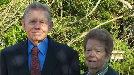 Flo and Alden Olsson are this year's grand