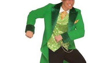 Men's adult leprechaun costume, $39.99; at select Party