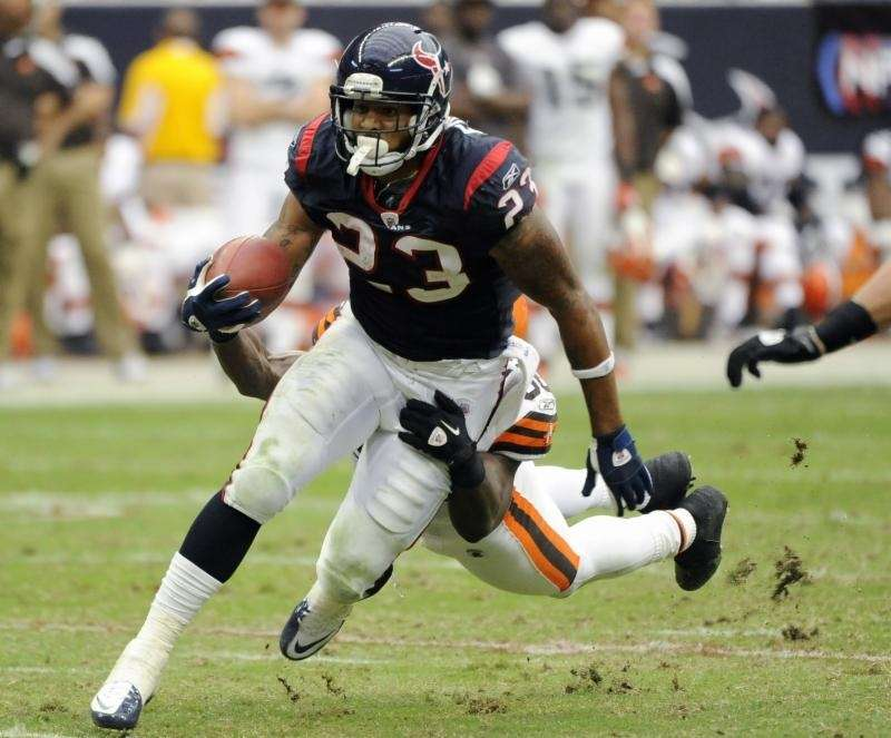 UPDATED: According to reports, Foster and the Texans