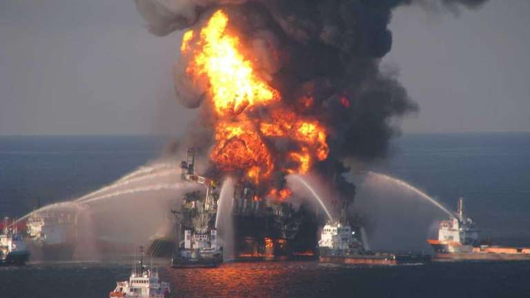 A file photo provided by the U.S. Coast