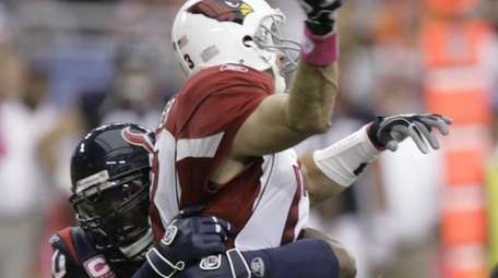 MARIO WILLIAMS Defensive end, Texans 2011 stats: 11